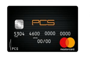 PCS Mastercard